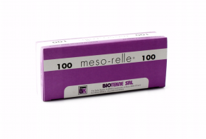 Igły do mezoterapii AAL36 MESO-RELLE 0,3 x 6mm 30G  100 szt.