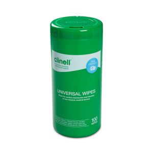 Clinell Universal Wipes - tuba 100 szt.