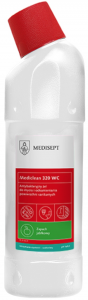 Mediclean MC 320 WC Clean 750ml