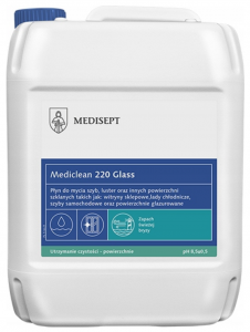 Mediclean MC 220 Glass Clean 5L