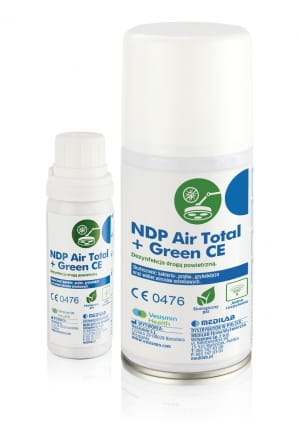NDP Air Total+ Green