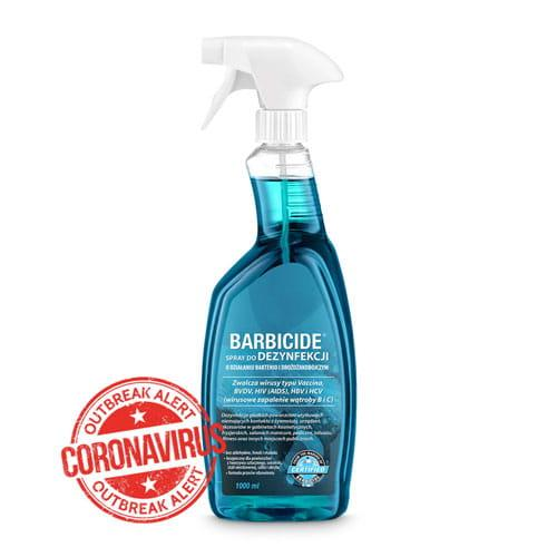 Barbicide Spray